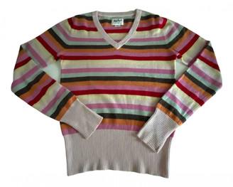 Woolrich Pink Cashmere Knitwear