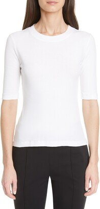 Rosetta Getty Elbow Sleeve T-Shirt