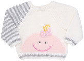 Etcì Baby Face Handmade Tricot Wool Sweater