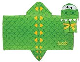 Stephen Joseph Personalized Alligator Hooded Towel with Embroidered Name