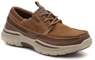 Skechers Relaxed Fit Expended Menson Boat Shoe