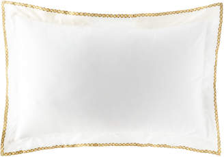 Roberto Cavalli New Gold King Sham, Set of Two