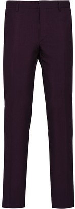 Prada Straight-Leg Tailored Trousers
