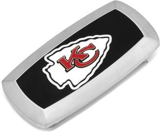 Cufflinks Inc. NFL Kansas City Chiefs Cushion Money Clip