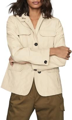 Reiss Bailey Utility Jacket