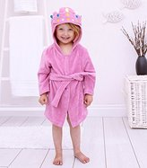Bathing Bunnies Hooded Princess Bath Robe Cotton for 1-3 Year Old by Bathing Bunnies