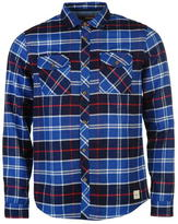 Soulcal Cal Flannel Check Shirt