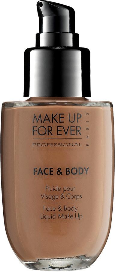 Face & Body Liquid Makeup Foundation