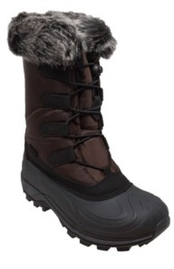 Winter Tecs Women's Nylon Winter Boots Women's Shoes