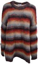 Chloé Crewneck Striped Sweater