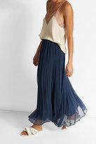 Mes Demoiselles Crinkled Maxi Skirt