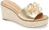 Donald J Pliner Indina Platform Wedge Sandal