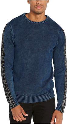 Buffalo David Bitton Men Wohip Side Tape Sweater