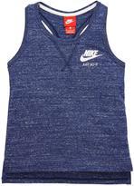 Nike Older Girls Gym Vintage Vest Top