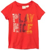 Roxy Kids Girls' Play Nice Crew NeckTee (2yrs7yrs) - 8125070