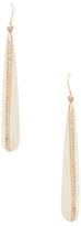 Maiyet 18K Yellow Gold & 1.67 Total Ct. Diamond Teardrop Earrings