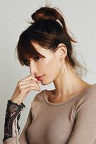 Jules Smith Designs Womens ESSENTIAL HOOP EARRING