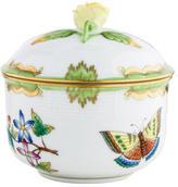 Herend Porcelain Sugar Dish