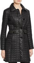 Kate Spade Packable Long A-Line Quilted Coat - 100% Bloomingdale's Exclusive