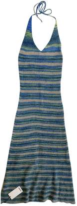 Jacquemus Multicolour Wool Dresses