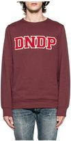 Dondup Bordeaux Gehrig Sweatshirt