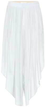 Chloé Silk culottes