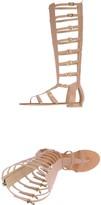 Grey Mer Toe strap sandals - Item 11293831