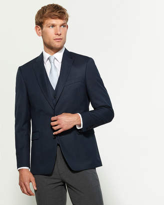 Tommy Hilfiger Navy Suit Jacket