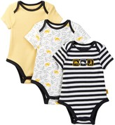 Offspring Dino Bodysuit 3-Piece Set (Baby Boys)