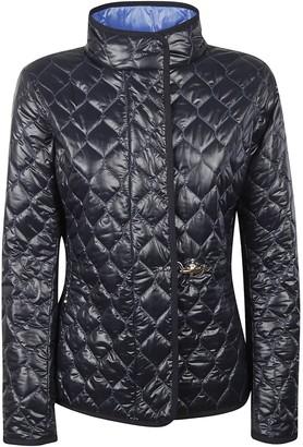 Fay Diamond Pattern Jacket