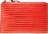 Karen Millen Pleat Pochette, Red