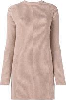Valentino cashmere tie back jumper - women - Cashmere - XS
