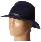 Hat Attack Velour Luxury Classic Fedora