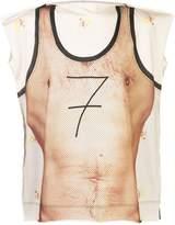 Vivienne Westwood photographic-print sleeveless T-shirt