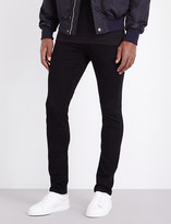Paige Lennox skinny mid-rise jeans
