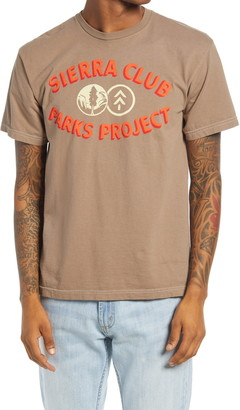 Parks Project x Sierra Club Trail Graphic Tee