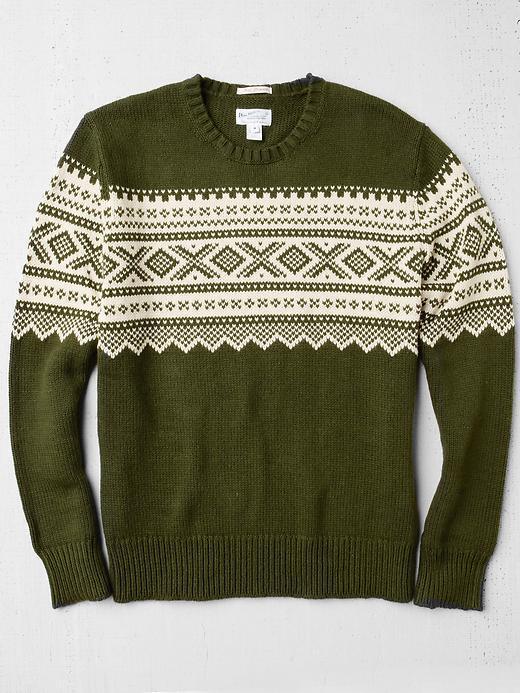Gant Army Jacquard Sweater