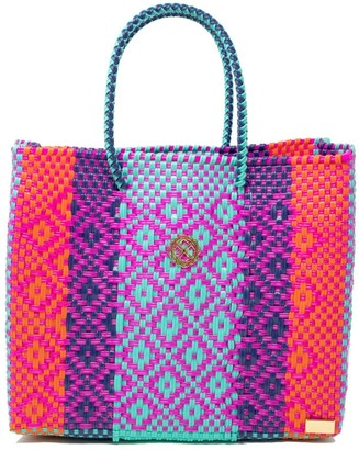 Lolas Bag Small Colorful Tote Bag