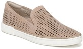 Naturalizer Zola 2 Suede Perforated Slip-On Sneaker - Wide Width Available