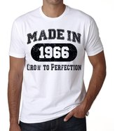 Teeshirtee 50th Birthday Gift Made 1966 T-shirt, Gift T shirt, Mens tee, S,M,L,XL,XXL,XXXL