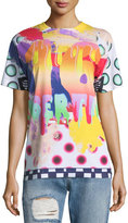 Libertine 80s Graffiti Graphic T-Shirt