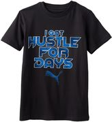 "Puma Boys 8-20 I Got Hustle For Days"" Tee"