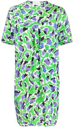 Christian Wijnants Dori brushstroke shirt dress