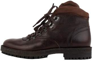 Perks Brown Hiking Boots