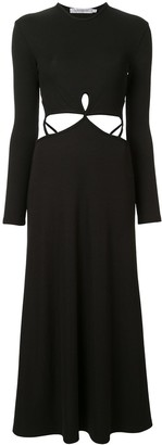 CHRISTOPHER ESBER Looped Detail Dress