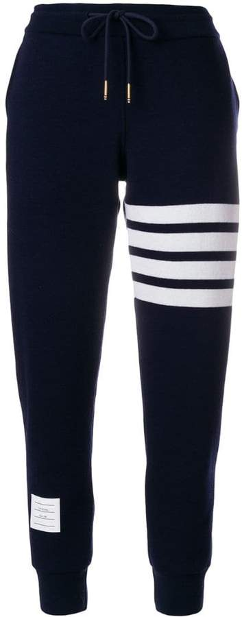 Thom Browne Double-faced Cashmere Sweatpants