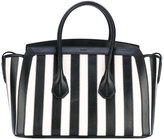 Bally striped tote - women - Calf Leather - One Size