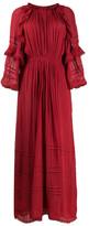 Etoile Isabel Marant Justine Silk Dress