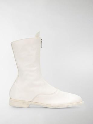 Guidi Flat Boots
