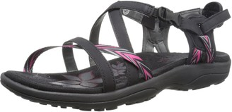 Skechers Women's Regga Slim Keep Close Gladiator Sandal